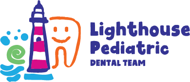 Lighthouse Pediatric Dental Team logo